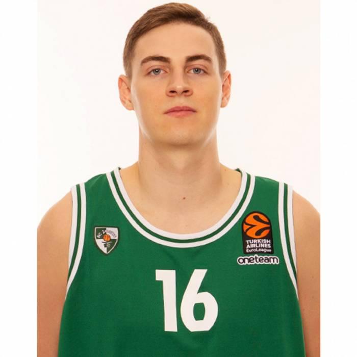 Photo of Karolis Lukosiunas, 2019-2020 season