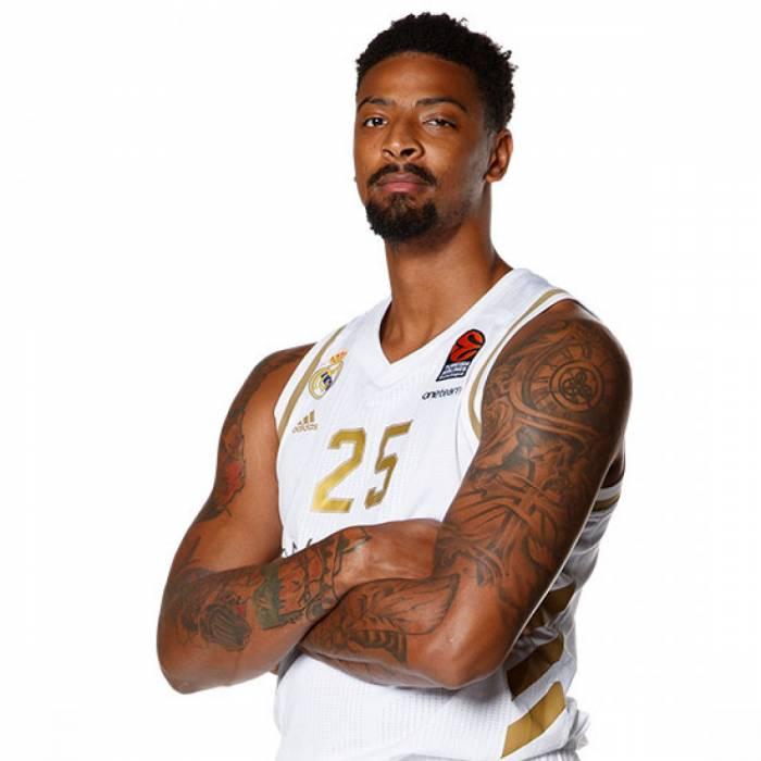 Photo of Jordan Mickey, 2019-2020 season