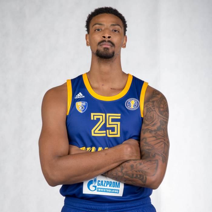 Photo of Jordan Mickey, 2018-2019 season