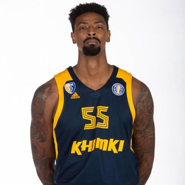 Photo of Jordan Mickey, 2020-2021 season