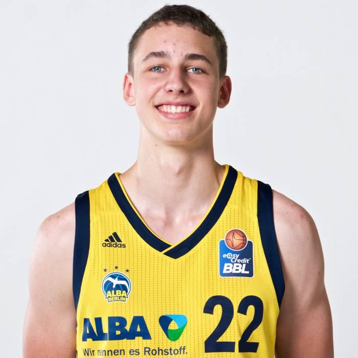 Photo of Franz Wagner, 2018-2019 season