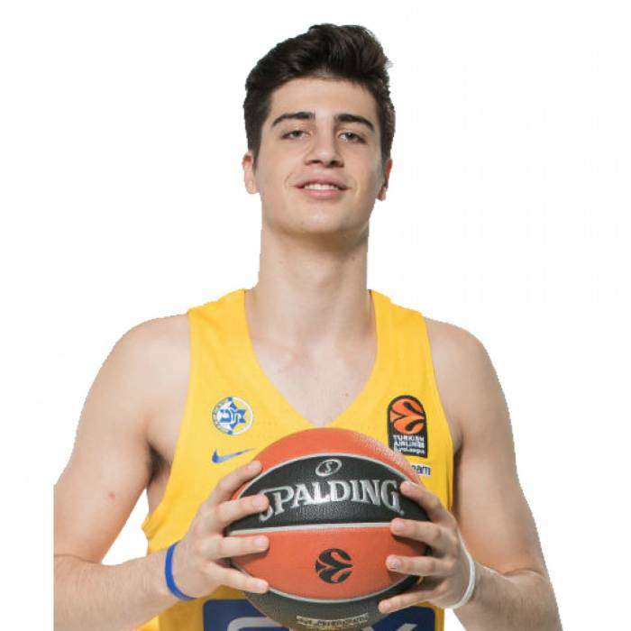 Photo of Deni Avdija, 2018-2019 season