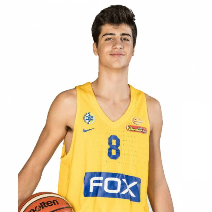 Photo of Deni Avdija, 2017-2018 season