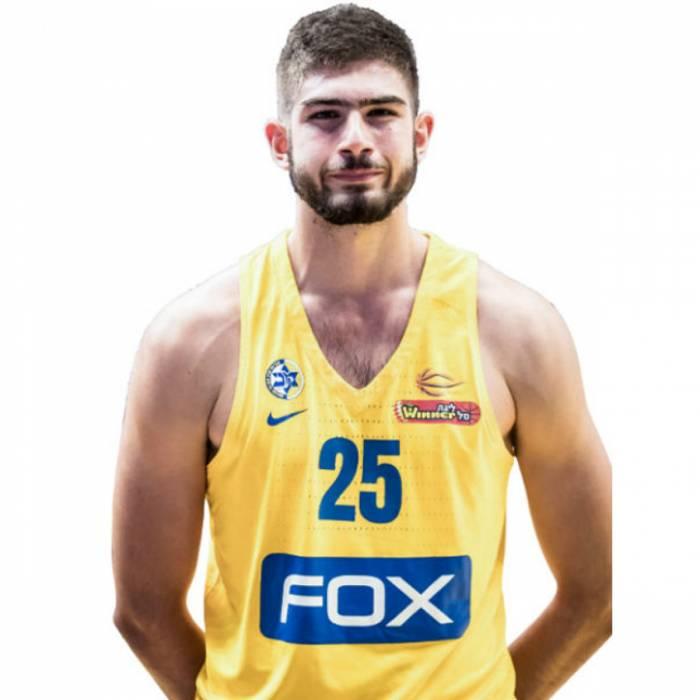 Foto de Yonatan Atias, temporada 2019-2020