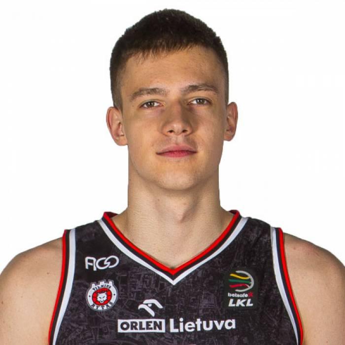 Photo de Marek Blazevic, saison 2019-2020