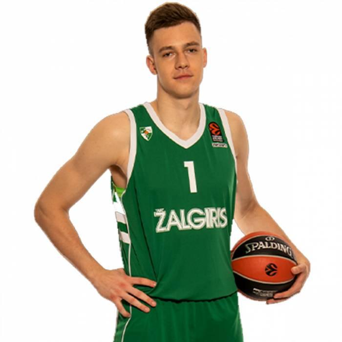 Photo de Marek Blazevic, saison 2020-2021