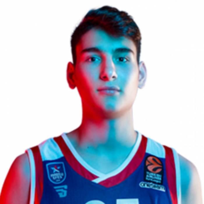 Photo of Omer Ilyasoglu, 2018-2019 season