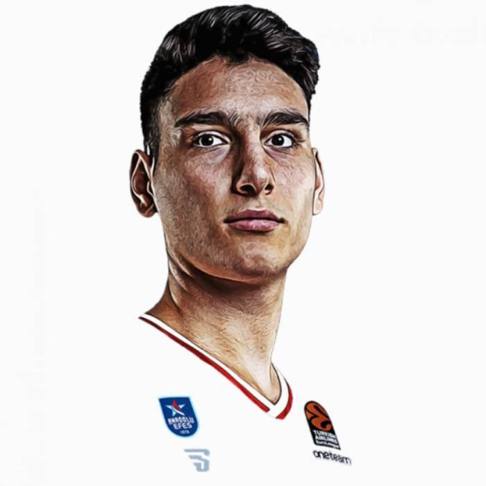 Photo of Omer Ilyasoglu, 2019-2020 season