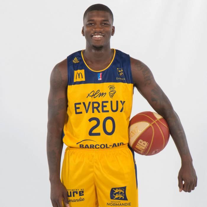 Photo de Ibrahima Sidibe, saison 2019-2020