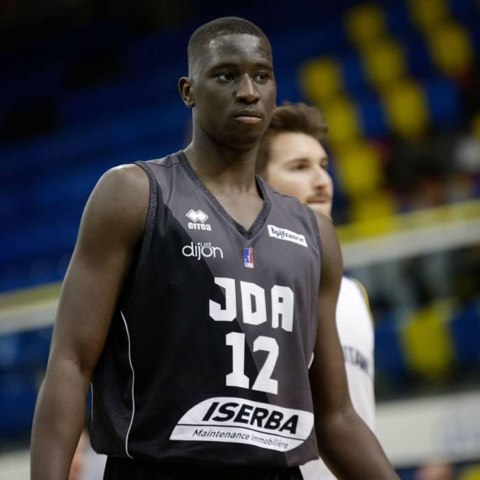 Photo of Elhadj Der, 2019-2020 season