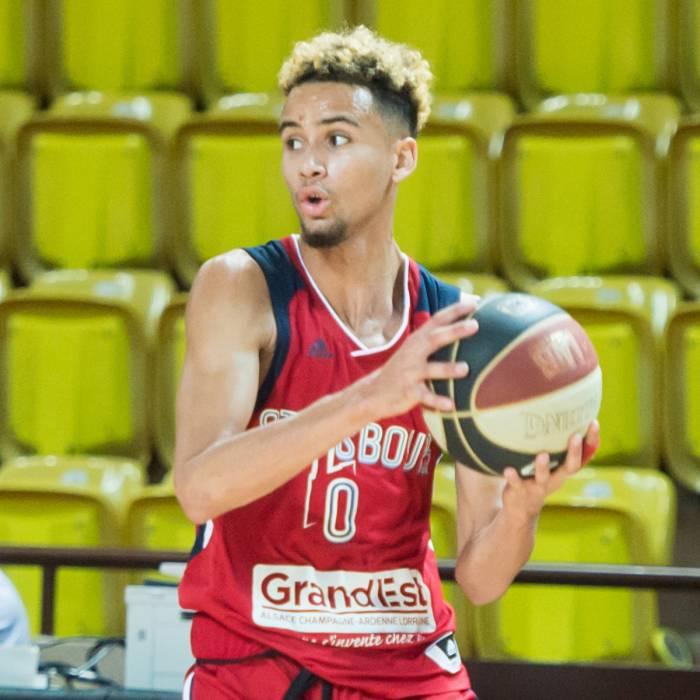 Photo de Jayson Tchicamboud, saison 2019-2020