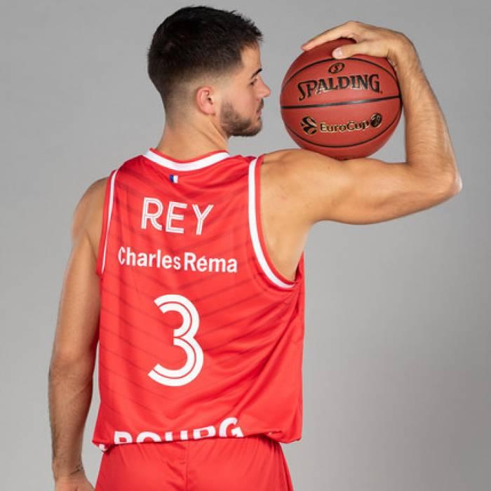 Photo of Theo Rey, 2020-2021 season