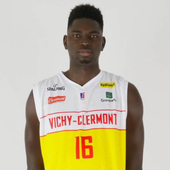 Photo of Serge Mourtala, 2019-2020 season