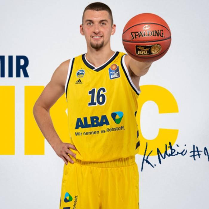 Photo de Kresimir Nikic, saison 2020-2021