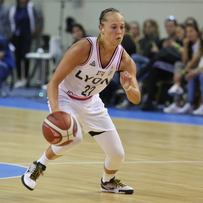 Photo of Julie Allemand, 2019-2020 season
