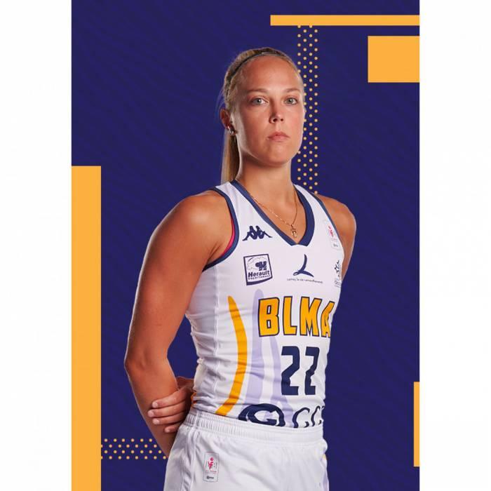 Photo of Julie Allemand, 2020-2021 season