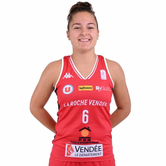 Photo de Caroline Heriaud, saison 2019-2020