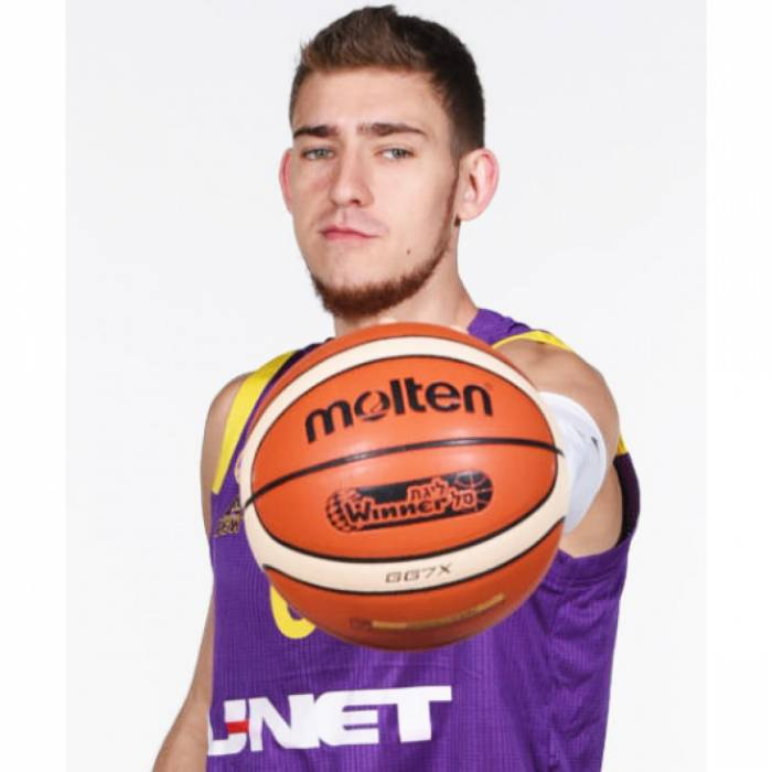 Photo de T.J. Cline, saison 2019-2020