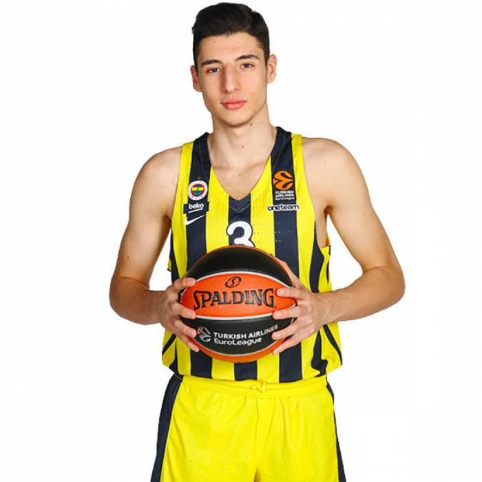 Photo of Ergi Tirpanci, 2019-2020 season