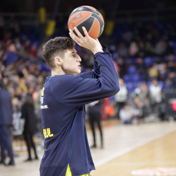 Photo of Ergi Tirpanci, 2018-2019 season