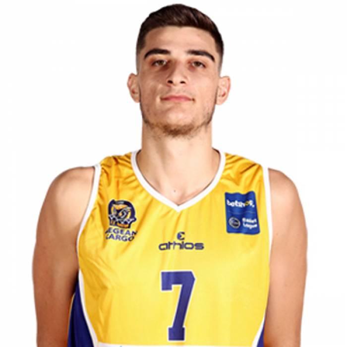 Photo of Dimitris Legkikas, 2019-2020 season