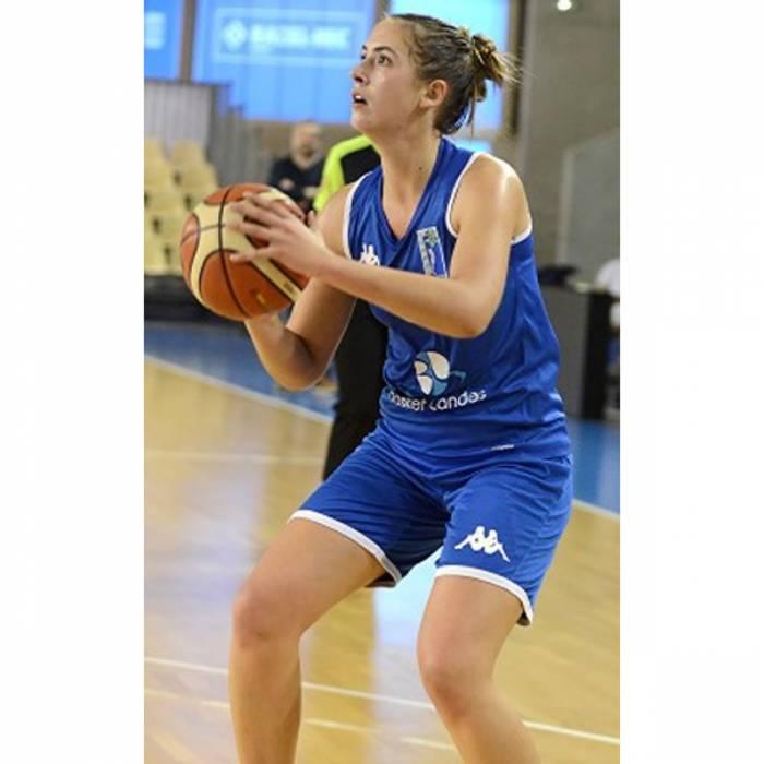 Photo of Lisa Perisse, 2020-2021 season