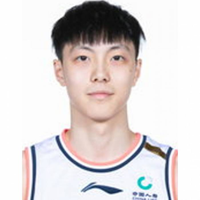 Photo of Mingxuan Hu, 2019-2020 season