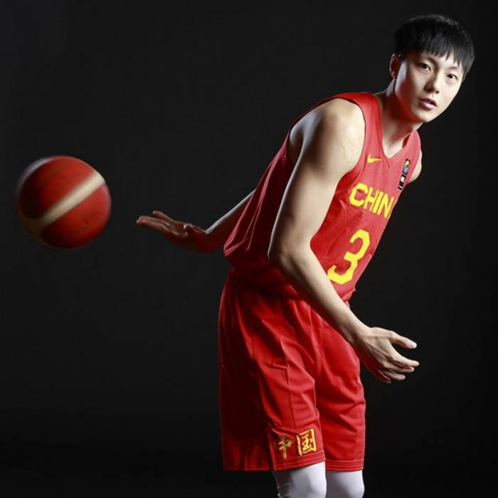 Photo of Mingxuan Hu, 2021-2022 season