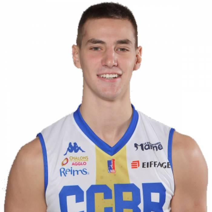Nikola Knezevic nuotrauka, 2019-2020 sezonas