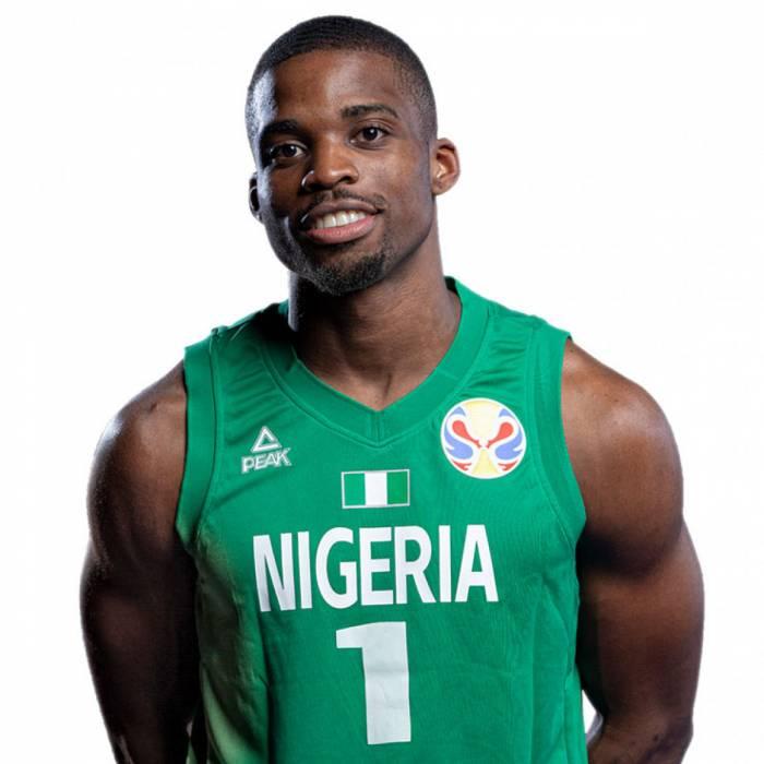 Photo de Ike Iroegbu, saison 2019-2020