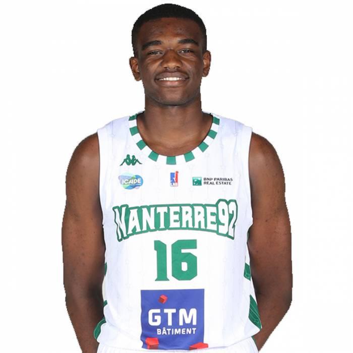 Photo de Samuel Eyango-Dingo, saison 2020-2021