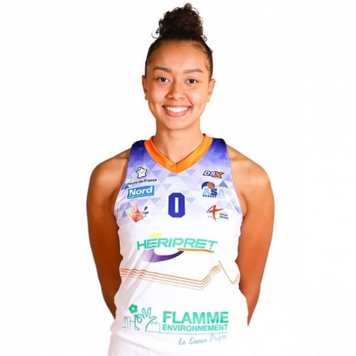 Photo of Jade Hamaoui, 2020-2021 season