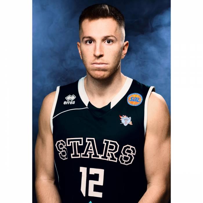 Photo of Tyler Sabin, 2019-2020 season