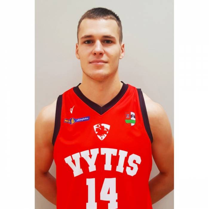 Photo of Laurynas Miknevicius, 2019-2020 season