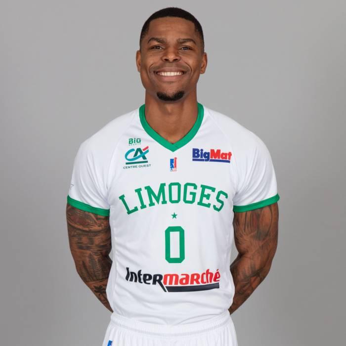 Photo de Benoit Mbala, saison 2019-2020