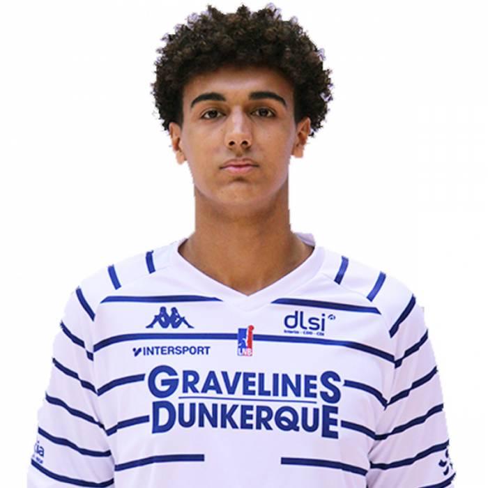 Photo de Guedi Youssouf Huard, saison 2019-2020
