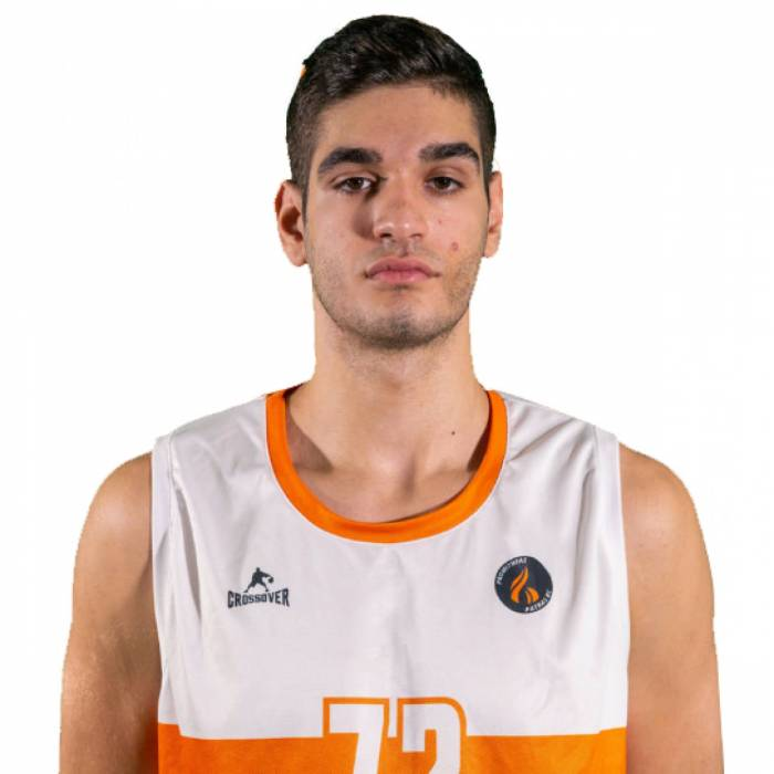 Photo of Eleftherios Mantzoukas, 2019-2020 season