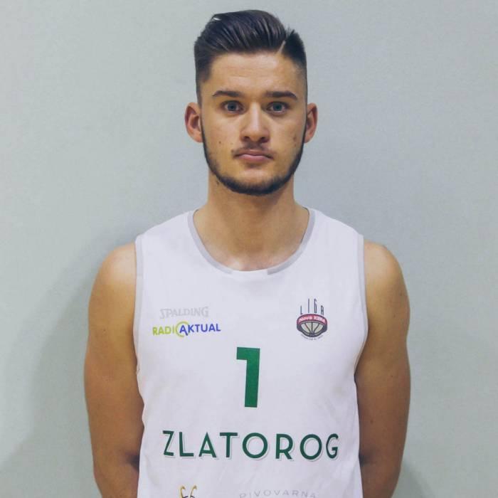 Photo of Zan Vodiskar, 2018-2019 season