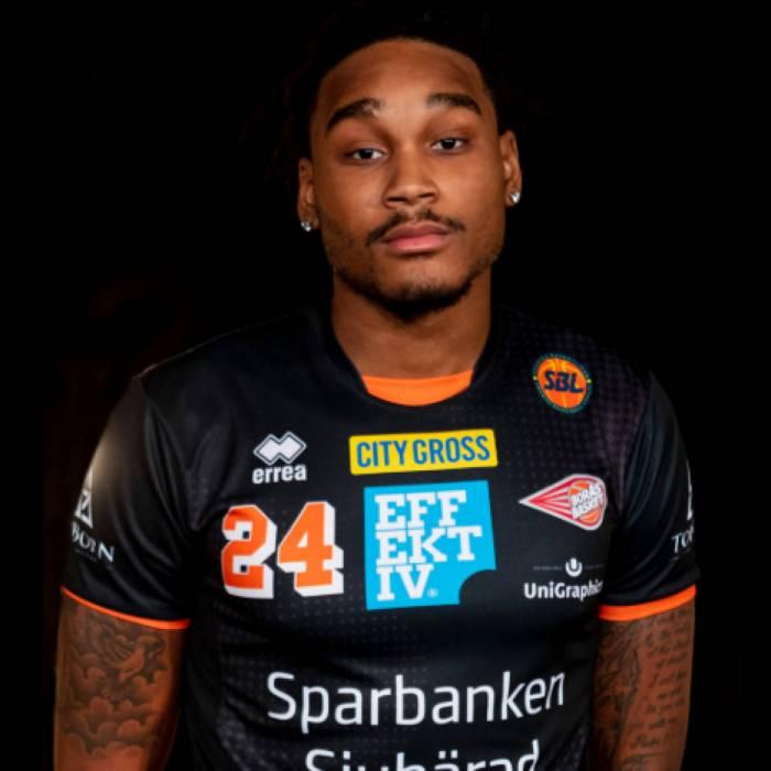 Photo de DeAndre Davis, saison 2019-2020