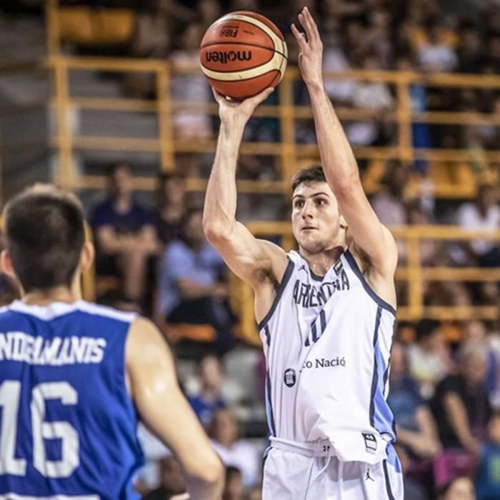 Photo de Leandro Bolmaro, saison 2019-2020