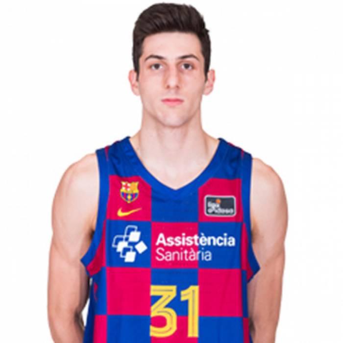 Photo de Leandro Bolmaro, saison 2018-2019