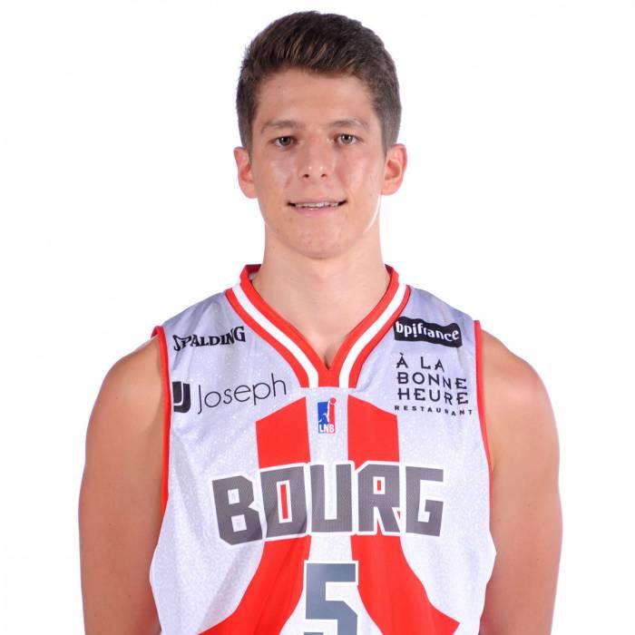 Photo de Hugo Benitez, saison 2019-2020