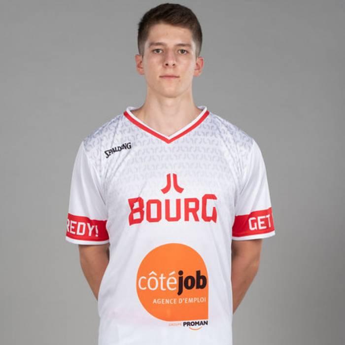 Photo de Hugo Benitez, saison 2020-2021