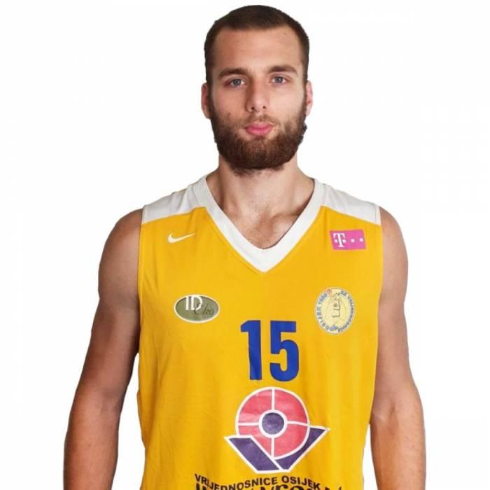 Foto di Djordje Topolovic, stagione 2020-2021