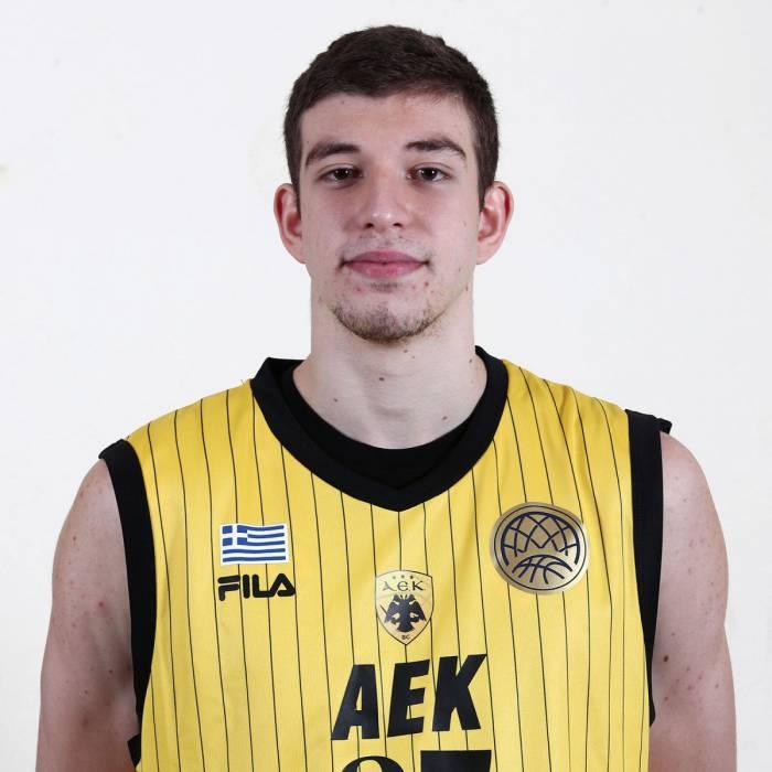 Photo de Nikos Rogkavopoulos, saison 2018-2019