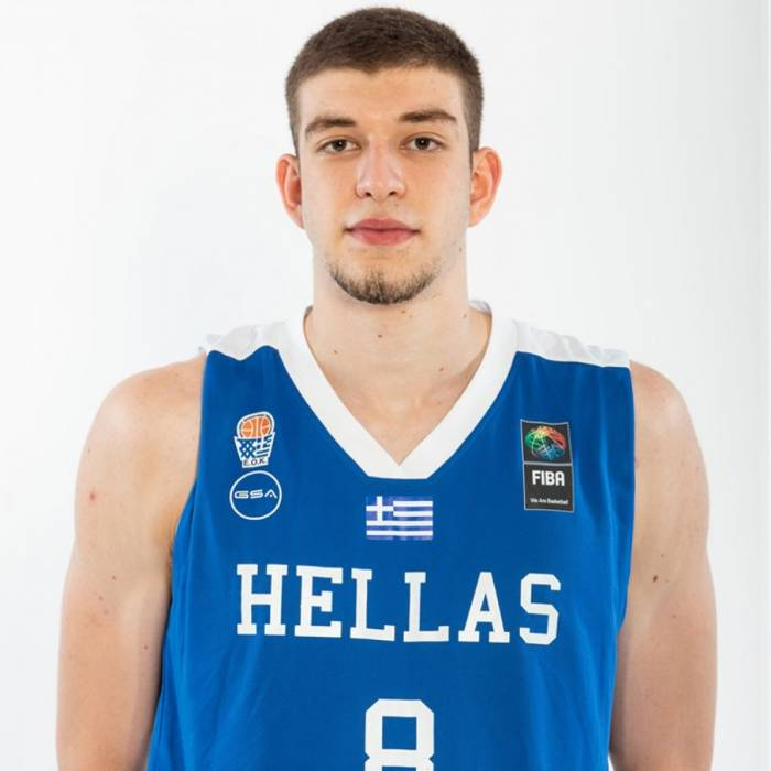 Photo de Nikos Rogkavopoulos, saison 2019-2020