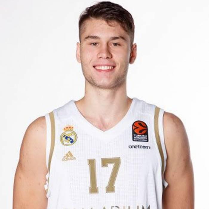 Photo de Mario Nakic, saison 2019-2020