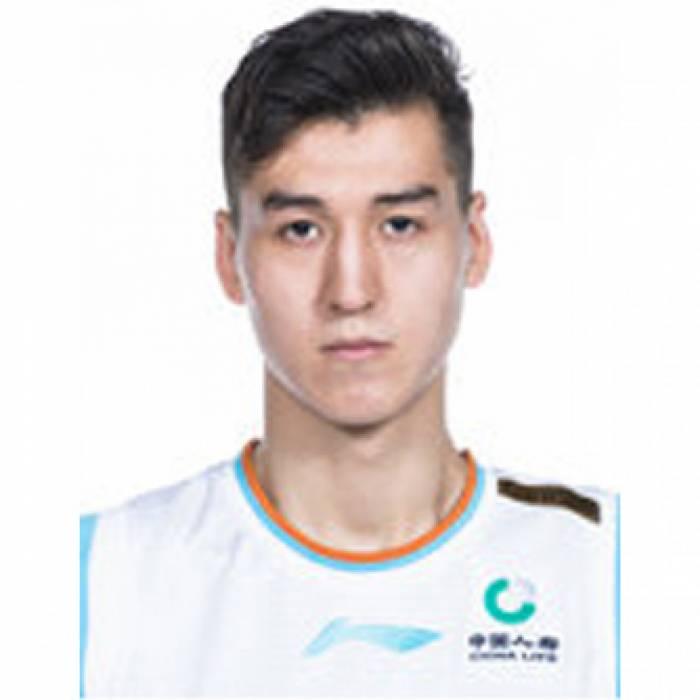 Photo of Xierzhati Saimaiti, 2019-2020 season