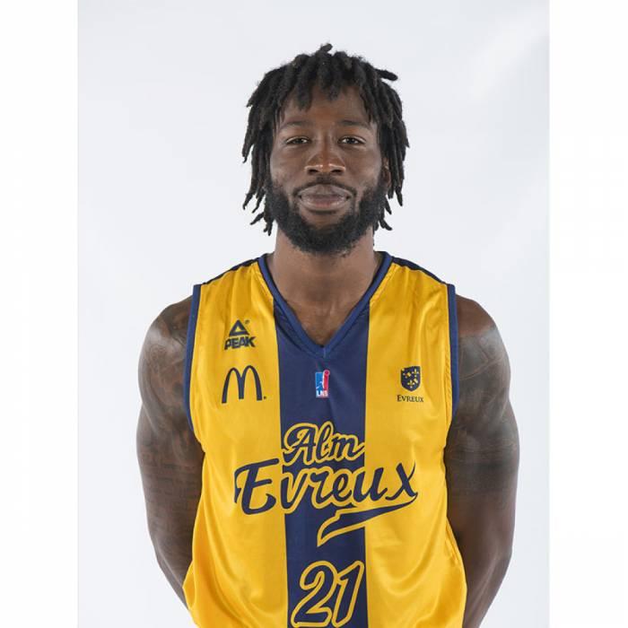 Photo of Amadou Sidibe, 2020-2021 season