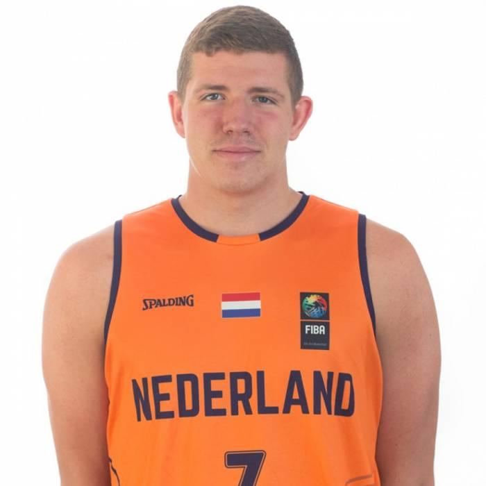 Photo of Morgan Stilma, 2019-2020 season